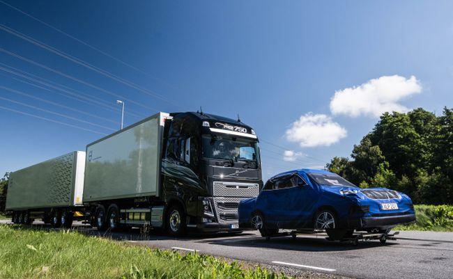 По-безопасни пътища с Volvo Trucks