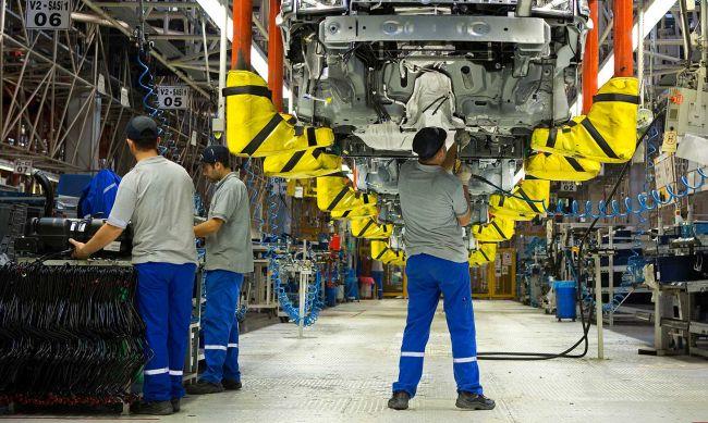 Ford увеличава производството на Transit в Турция