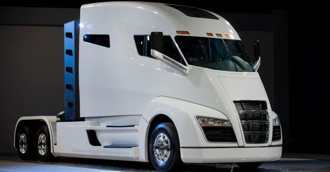 Два електрически камиона от Nikola и Bosch