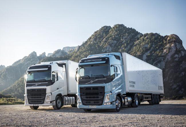 Новите Volvo FH LNG и Volvo FM LNG