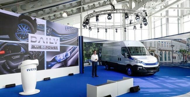 Daily Blue Power - новото екотрио на Iveco
