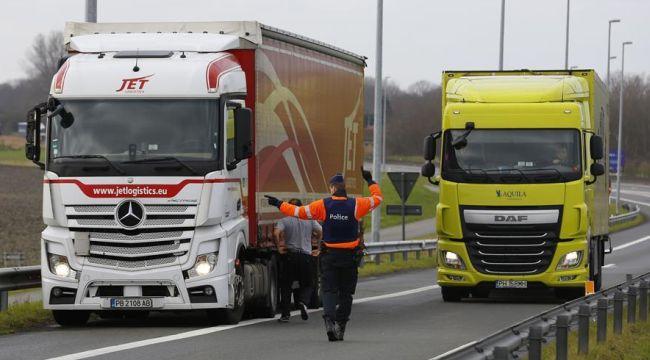 Контрол над камионите и автобусите по инициатива на TISPOL