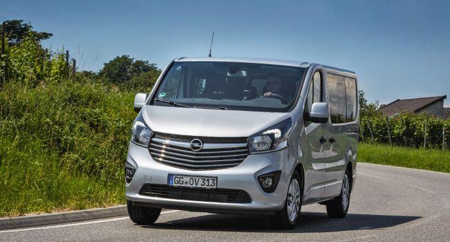 Opel Vivaro Combi+ и Tourer вече могат да се поръчват