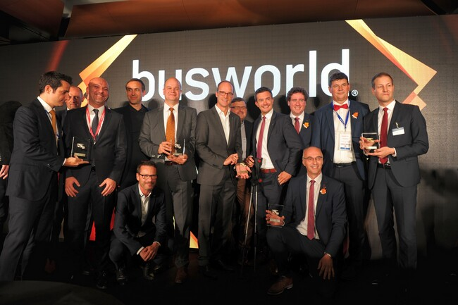 Busworld Europe 2017