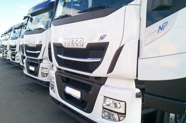 Iveco достави 10 нови Stralis NP CNG на Енемона Екогаз