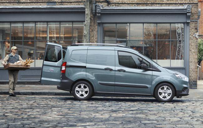 Ford обновява фамилията Transit