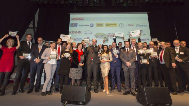 Европейски транспортни награди за устойчивост 2018