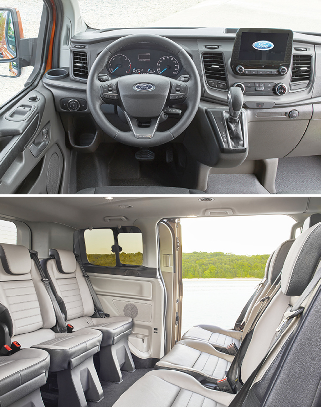 Легендата продължава с нов Ford Transit Custom