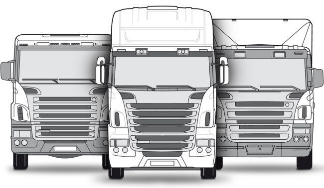 EUROPART с нов каталог за камиони Scania