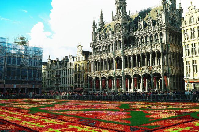 Без тежки камиони в центъра на Брюксел