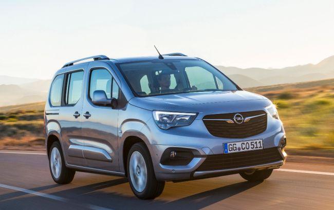 Новаторският Opel Combo Life