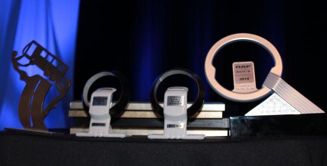 Международните награди за Автомобили за работа 2018 (видео)