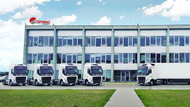 Girteka Logistics избра Transics на Wabco