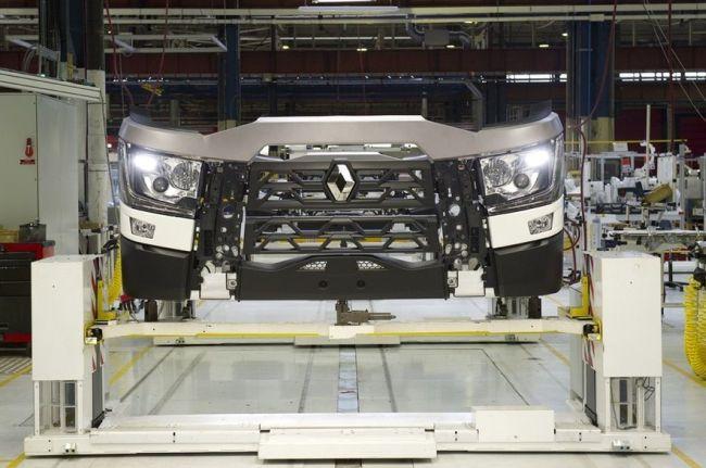 Renault Trucks с рекордна 2017 година