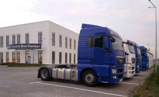 MVB Truck and Bus Bulgaria откри новия MAN Truck&Bus Center в Пловдив