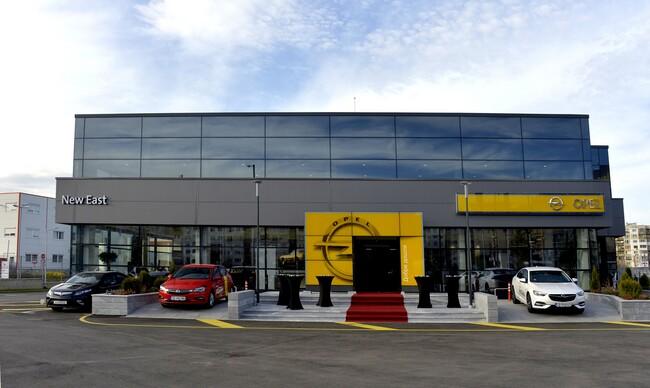 Нов дом за марката Opel в София