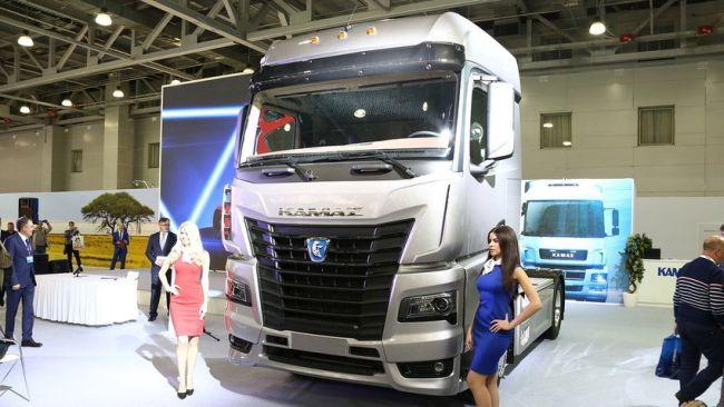Новият КамАЗ-54901 идва през септември