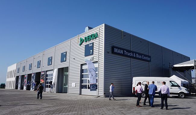 95477d7ac75 Новият сервиз на MVB Truck & Bus Bulgaria в Пловдив (видео)