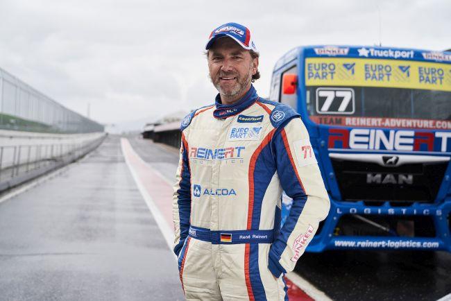 Състезателният отбор Reinert Racing и през 2018 ще пътува с EUROPART