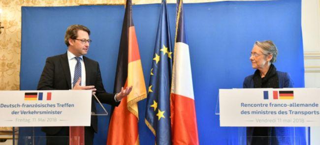 Франция е твърдо против промените в пакет Мобилност