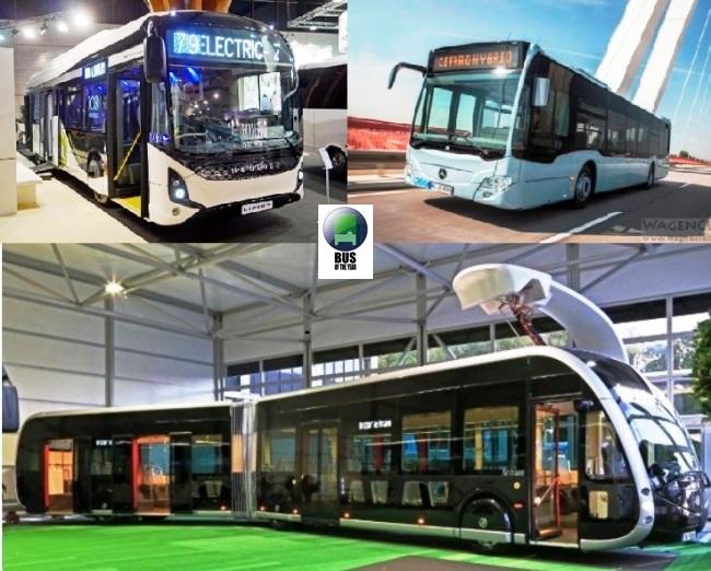 Кой ще е Автобус на годината 2019