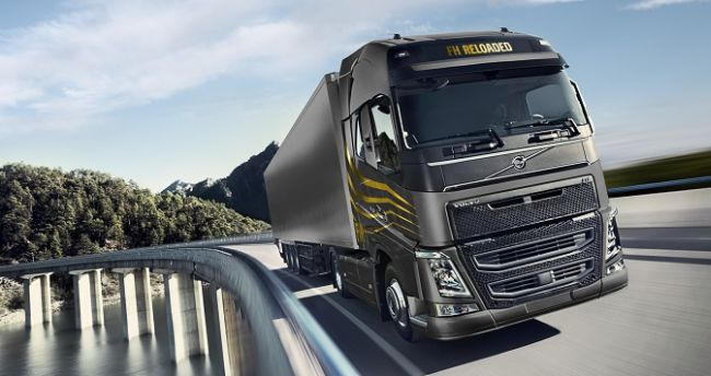 Volvo FH Reloaded на Truck Expo 2018
