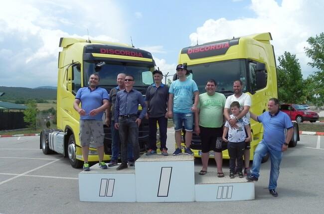 Пламен Костов, Стоян Хаджиев и Йордан Василев са отличниците от Discordia Fuel Challenge 2018