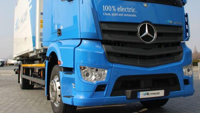 Безвъзмездни помощи за екологични камиони в Германия