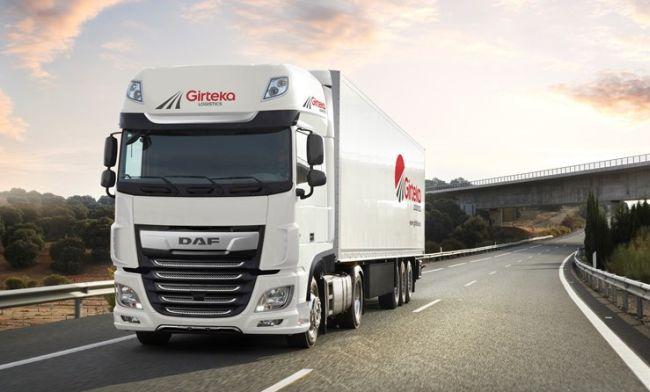 Girteka Logistics поръча 500 нови DAF XF