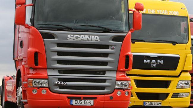 Volkswagen Truck & Bus става Traton Group