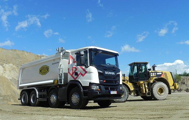 Scania G 450 гама XT: Супер як (плюс видео)
