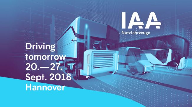IAA Nutzfahrzeuge 2018: Дигитализация, свързаност, автономност