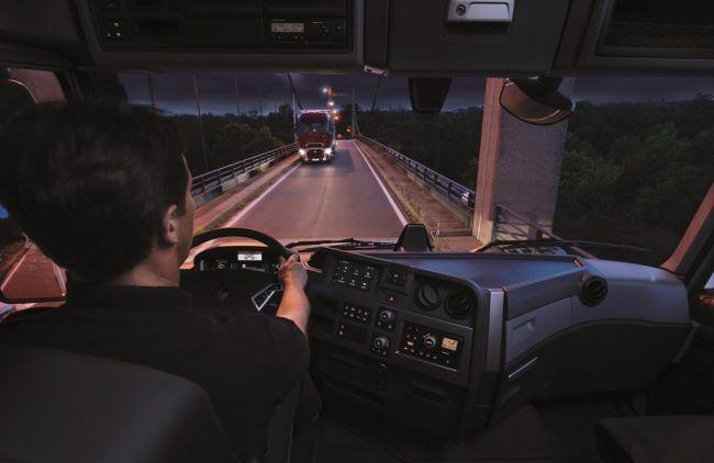 Новите камиони Renault с Roadpad