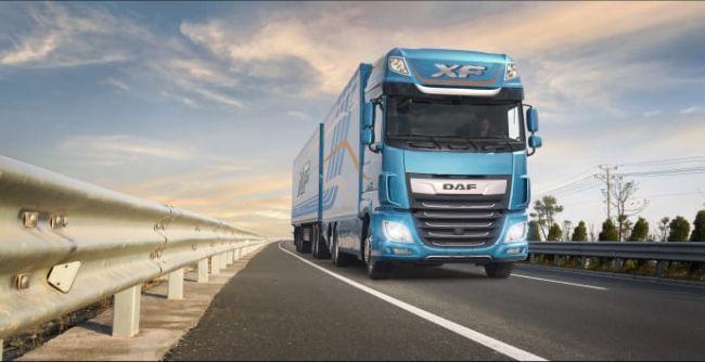 DAF XF е Камион на годината в Словакия