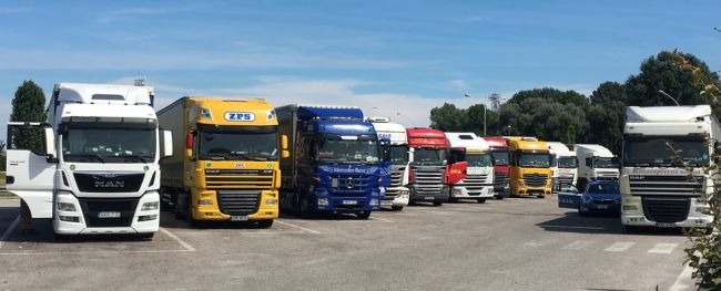 Силен юли за търговците на камиони