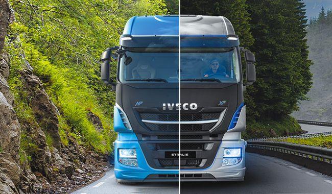 Iveco отличен избор както за газ, така и за дизел