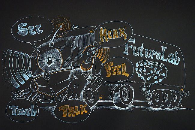 Как Mercedes-Benz разработва камионите на бъдещето