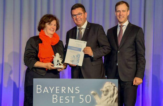 Kögel сред най-добрите баварски компании