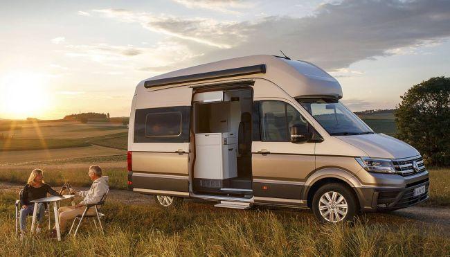VW Grand California за цялото семейство