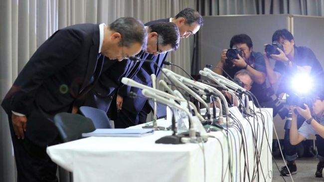 Suzuki, Mazda и Yamaha се признаха за виновни
