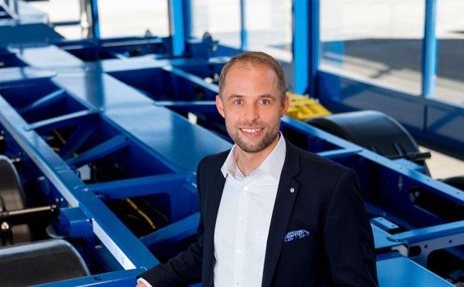 Нов изпълнителен директор на Krone