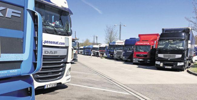 Пазарът на камиони в България – август 2018