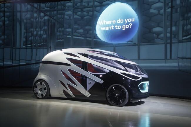 Премиера на концептуалния ван Mercedes-Benz VisionURBANETIC (+видео)