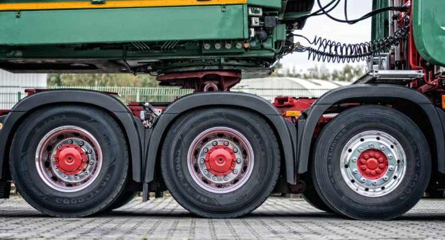 Зимни гуми за всички оси в Швеция от 2019