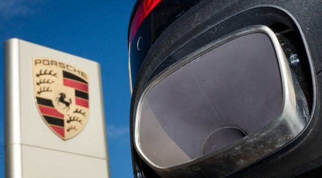 Дизелгейт и дело и за Porsche