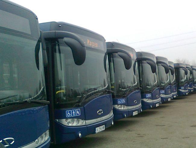 Учредена е Конфедерация на автобусните превозвачи