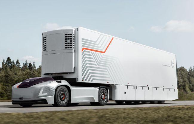 Автономни електрически автомобили от Volvo Trucks