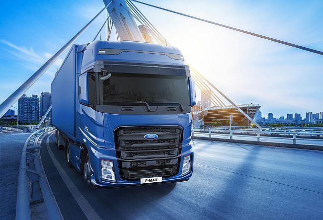 Ford Trucks F-MAX е Камион на 2019 година