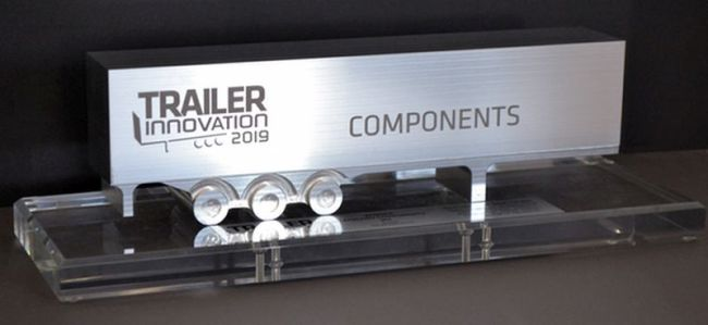 Наградите Trailer Innovation 2019 отиват при...