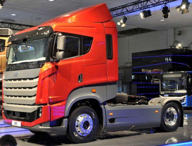 Завръщането на камионите BMC